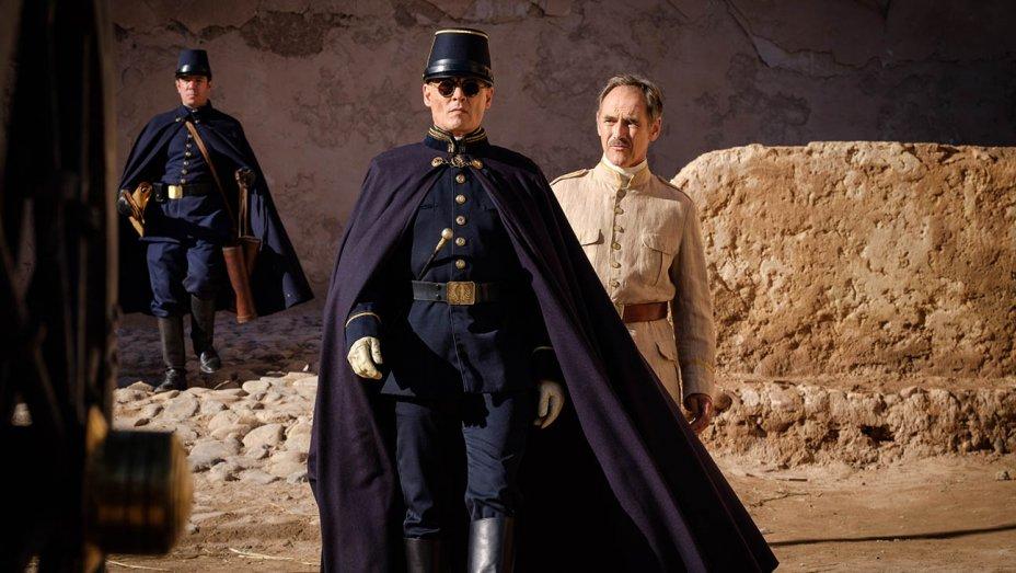 คอหนังประวัติศาสตร์ บรรยากาศของเหตุการณ์ในทะเลทรายอย่างหนังคลาสสิก