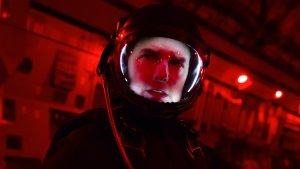 ทอมครูซ เหาะอวกาศ