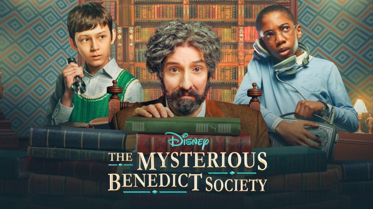 ซีรีส์เด็กแนวสอบสวน เดอะ มิซเทียเรียซ เบเนดิกต์ โซไซที สมาคมสายลับเด็กสุดแปลกประหลาด