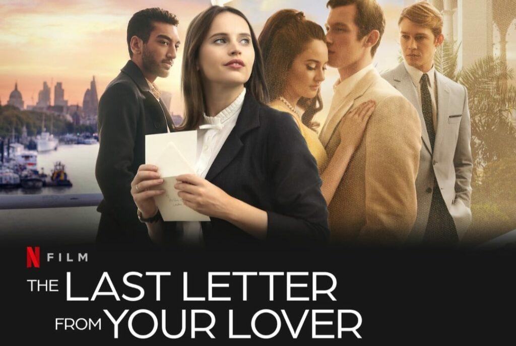 หนังรักอบอุ่นหัวใจ เดอะ ลาส เลทเทอร์ ฟอร์ม ยัวร์ เลิฟเวอร์ แม้กระนั้นไร้อารมณ์